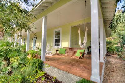 St. Simons Island Single Family Home For Sale: 30 Admirals Cove