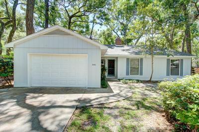 St. Simons Island Single Family Home For Sale: 303 Reynoso Avenue