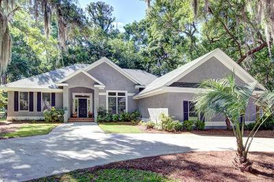 St. Simons Island Single Family Home For Sale: 177 Rice Mill