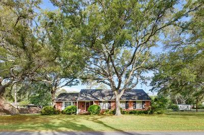 St. Simons Island Single Family Home For Sale: 633 Bartow Street