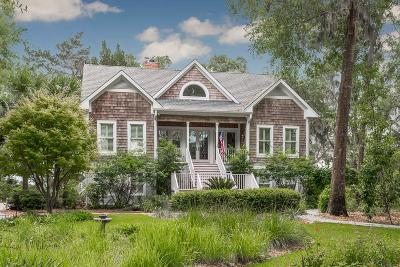 Darien Single Family Home For Sale: 1088 Mission Drive