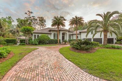 St Simons Island Club Single Family Home For Sale: 126 Cypress Point