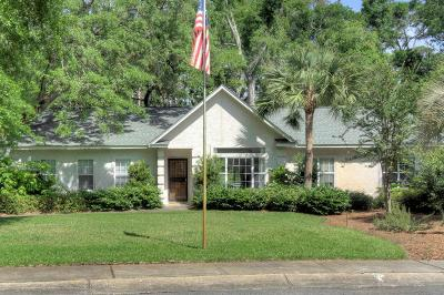 St. Simons Island Single Family Home For Sale: 109 Long Point Drive