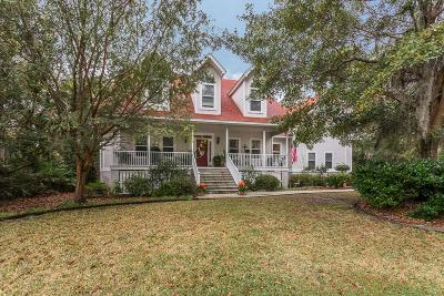 Brunswick Single Family Home For Sale: 133 Harbor Pointe Drive