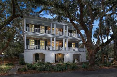 St. Simons Island Single Family Home For Sale: 119 Florence Street