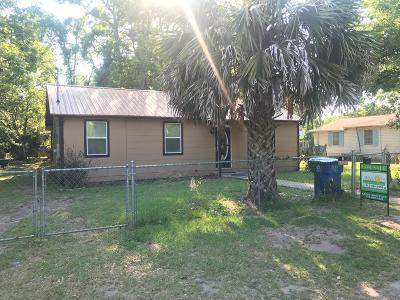 Brunswick Single Family Home For Sale: 3001 Ellis Street