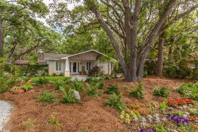 St. Simons Island Single Family Home For Sale: 103 Cater
