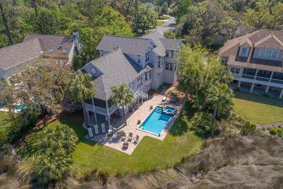 St. Simons Island Single Family Home For Sale: 104 Enclave Way