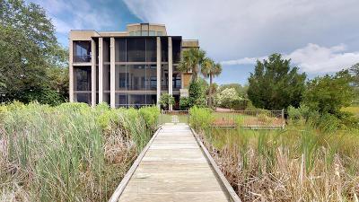 St. Simons Island Single Family Home For Sale: 2301 Ocean Road