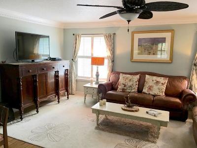 St. Simons Island Single Family Home For Sale: 200 Salt Air Drive #111