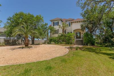 St. Simons Island Single Family Home For Sale: 16 Yucca Lane