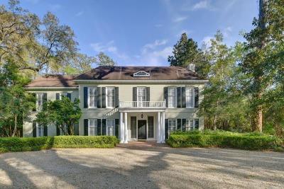 St. Simons Island Single Family Home For Sale: 16 Black Banks Drive #A
