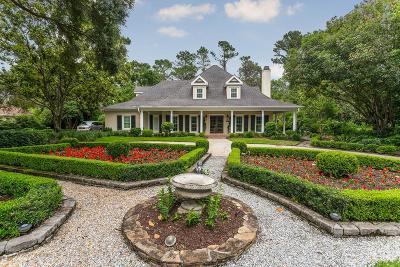 St. Simons Island Single Family Home For Sale: 234 Medinah