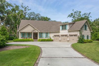 Hamilton Landing Single Family Home For Sale: 804 Ivy Lane