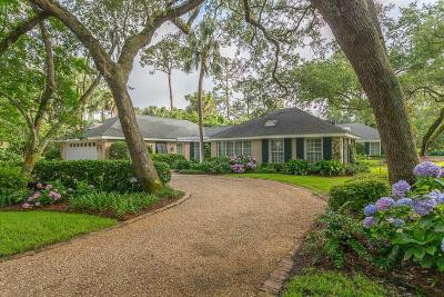 Sea Island Single Family Home For Sale: 204 18th St. (Cottage 171)