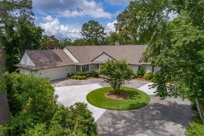 St Simons Island Club Single Family Home For Sale: 118 Seminole