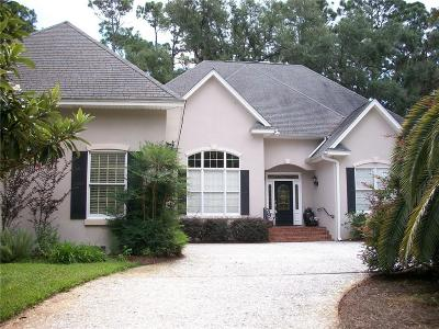 Hampton Plantation Single Family Home For Sale: 922 Champney