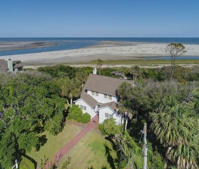 East Beach Single Family Home For Sale: 2220 Bruce Drive