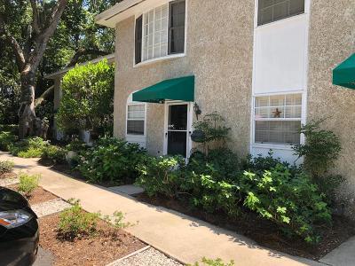 St. Simons Island Single Family Home For Sale: 424 Magnolia Ave