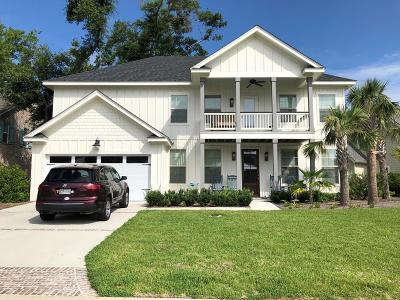 St. Simons Island Single Family Home For Sale: 1158 Mallery Street