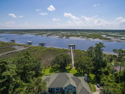 Brunswick Single Family Home For Sale: 107 Overlook Pointe