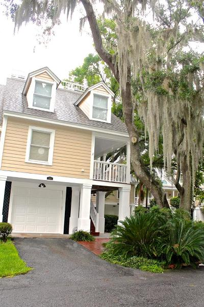 St. Simons Island Single Family Home For Sale: 1036 Plantation Point Drive