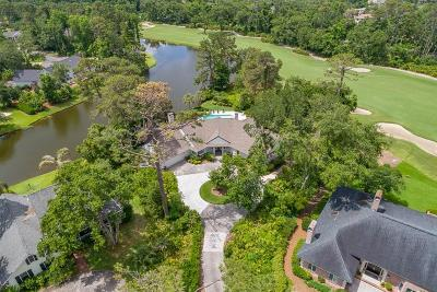St. Simons Island Single Family Home For Sale: 118 Seminole
