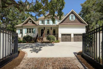 St. Simons Island Single Family Home For Sale: 306 Broadway