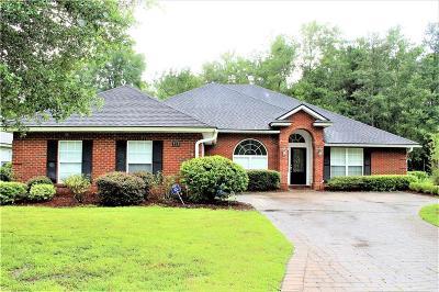 Brunswick Single Family Home For Sale: 158 Majestic Oaks Drive