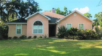 St. Simons Island Single Family Home For Sale: 103 Wimbledon Dr.
