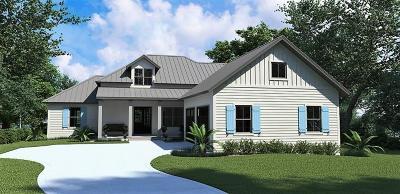 St. Simons Island GA Single Family Home For Sale: $1,150,000