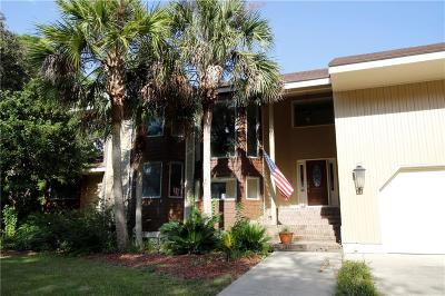 Brunswick GA Single Family Home For Sale: $374,700