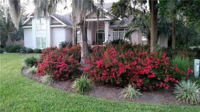Brunswick Single Family Home For Sale: 203 Harbor Pointe Drive