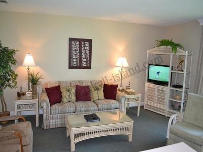 Jekyll Island GA Single Family Home For Sale: $170,000