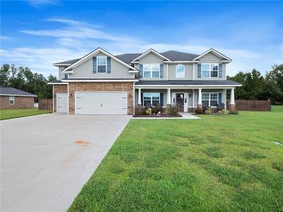 Ludowici Single Family Home For Sale: 290 NE White Oak Road