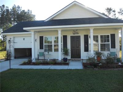 Townsend Single Family Home For Sale: 1240 Tidal Drive
