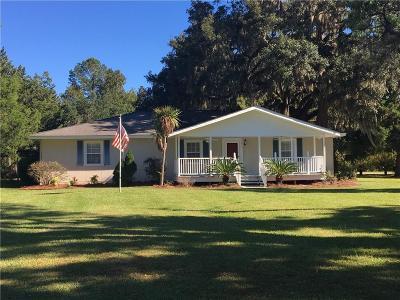 Brunswick Single Family Home For Sale: 335 Anguilla Drive