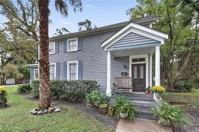 Brunswick Single Family Home For Sale: 400 Dartmouth Street