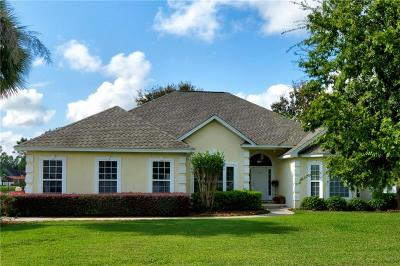 Brunswick Single Family Home For Sale: 329 Edge Water Drive