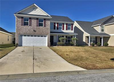 Port Wentworth Single Family Home For Sale: 46 Noble Jones Court