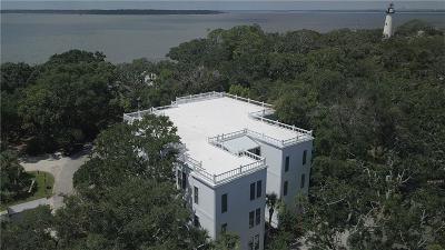 St. Simons Island GA Single Family Home For Sale: $960,000