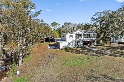 St. Marys GA Single Family Home For Sale: $199,000