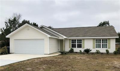 Brunswick Single Family Home For Sale: 32 Boykin Ridge Lane