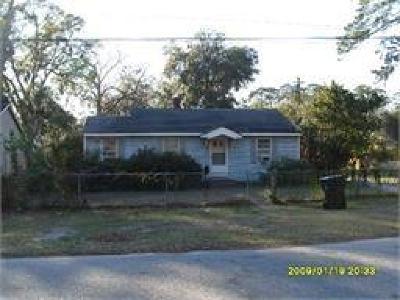 Brunswick Single Family Home For Sale: 3327 Treville Ave