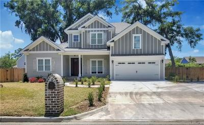 Savannah Single Family Home For Sale: 310 Penrose Drive