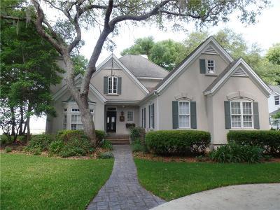 St. Marys GA Single Family Home For Sale: $725,000