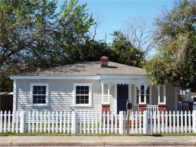 Brunswick Single Family Home For Sale: 2429 Martin Luther King Jr Blvd