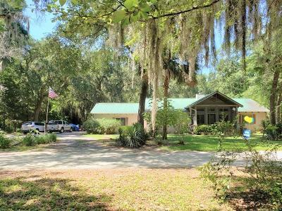 Darien Single Family Home For Sale: 1142 E Jessica Drive E