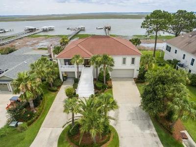 Brunswick GA Single Family Home For Sale: $664,900