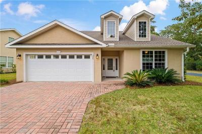 Brunswick Single Family Home For Sale: 500 Waterstone Circle-Model Home Circle